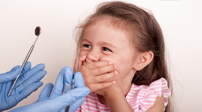 With children at Pediatric dentist: What to watch out for?